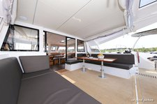 thumbnail-13 Nautitech Rochefort 45.0 feet, boat for rent in Zadar region, HR