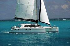 thumbnail-1 Nautitech Rochefort 47.0 feet, boat for rent in Saronic Gulf, GR
