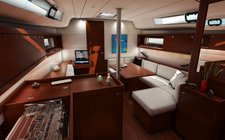 thumbnail-3 Oceanis 40.61 feet, boat for rent in Le Marin, MQ