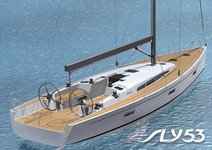 thumbnail-1 Sly Yachts 52.0 feet, boat for rent in Aegean, TR