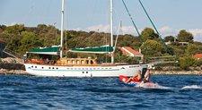 thumbnail-1 Yener Yachts 88.0 feet, boat for rent in Split region, HR