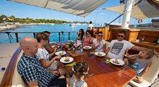 thumbnail-29 Yener Yachts 88.0 feet, boat for rent in Split region, HR