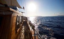 thumbnail-15 Yener Yachts 88.0 feet, boat for rent in Split region, HR