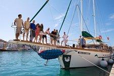 thumbnail-11 Yener Yachts 88.0 feet, boat for rent in Split region, HR
