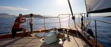 thumbnail-42 Yener Yachts 88.0 feet, boat for rent in Split region, HR