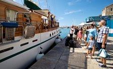 thumbnail-44 Yener Yachts 88.0 feet, boat for rent in Split region, HR