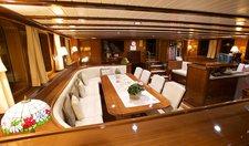 thumbnail-19 Yener Yachts 88.0 feet, boat for rent in Split region, HR