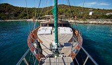 thumbnail-45 Yener Yachts 88.0 feet, boat for rent in Split region, HR