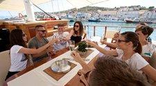 thumbnail-38 Yener Yachts 88.0 feet, boat for rent in Split region, HR