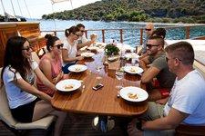 thumbnail-18 Yener Yachts 88.0 feet, boat for rent in Split region, HR