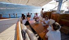 thumbnail-20 Yener Yachts 88.0 feet, boat for rent in Split region, HR