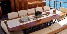 thumbnail-37 Yener Yachts 88.0 feet, boat for rent in Split region, HR