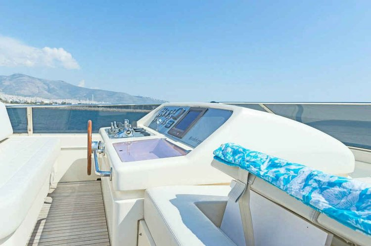 Boat for rent Alalunga 78.25 feet in Thessaloniki,