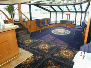 Motor yacht boat rental in Boston, MA