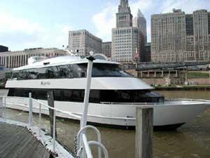Motor yacht boat rental in Westlake, OH