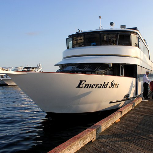 Up to 220 persons can enjoy a ride on this Motor yacht boat