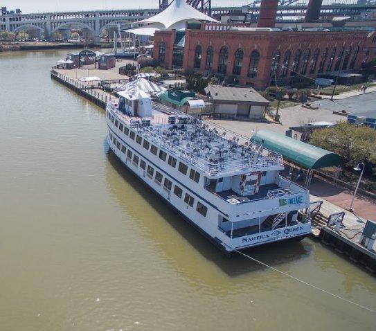 Custom's 111.0 feet in Cleveland