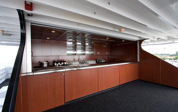 Motor yacht boat rental in Detroit, MI