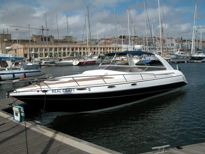 Boat for rent Custom 32.0 feet in Portimão, Portugal