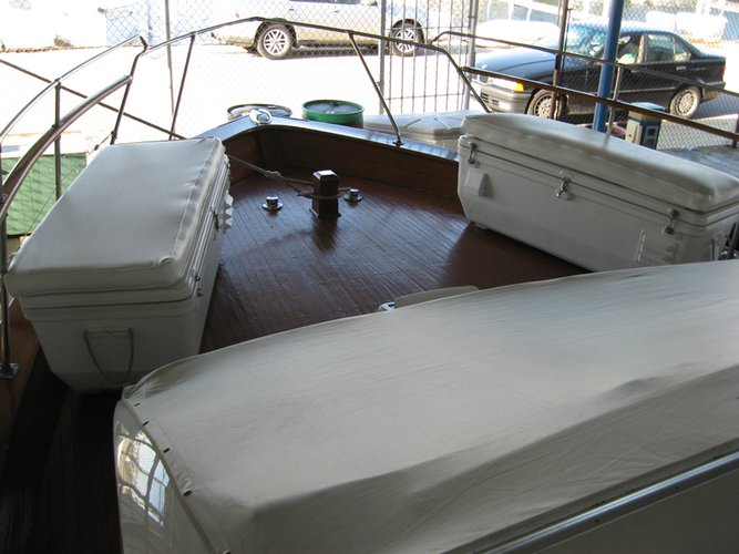 Motor yacht boat for rent in St. Clair Shores
