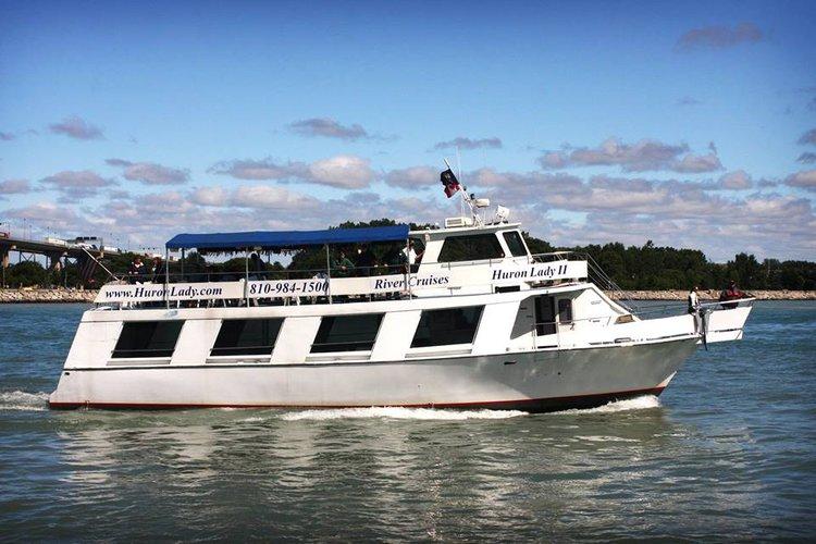 Boat rental in Port Huron, MI