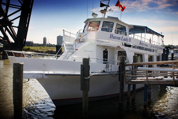 Motor yacht boat for rent in Port Huron