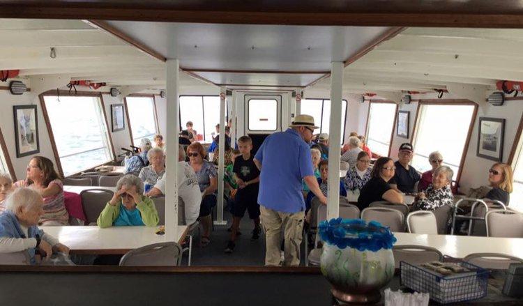 Motor yacht boat rental in Port Huron, MI