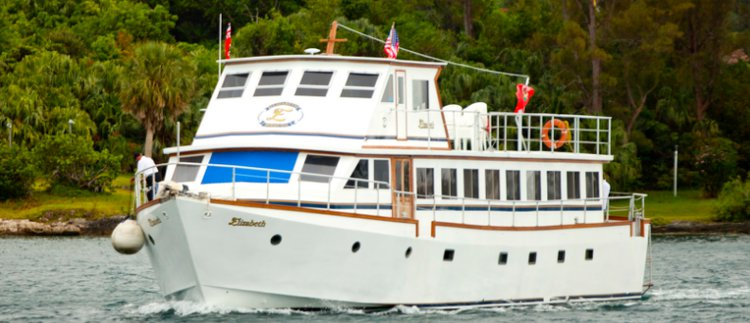 Experience royalty aboard this  80' beautiful motor yacht