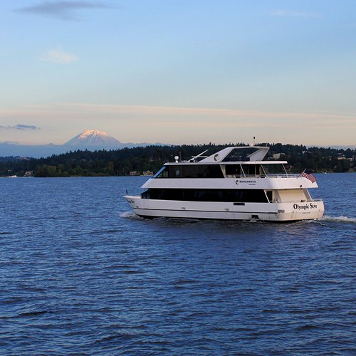 Explore Washington onboard 90' Custom built yacht