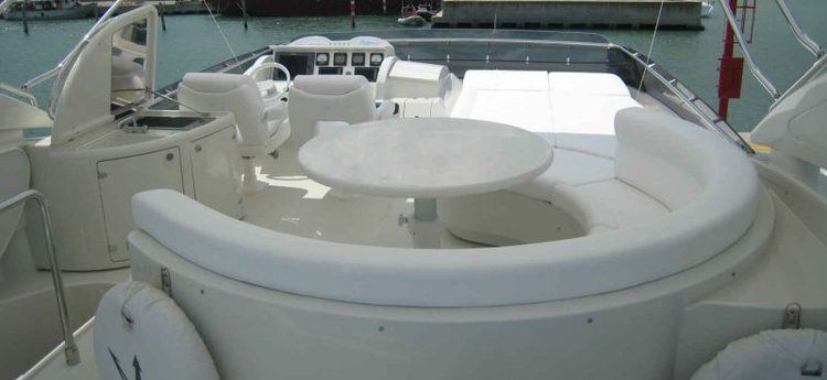 Boat for rent Dominator 69.88 feet in Thessaloniki, Greece