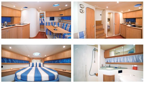 Boat for rent Fiart Genius 41.6 feet in Lavrio, Greece