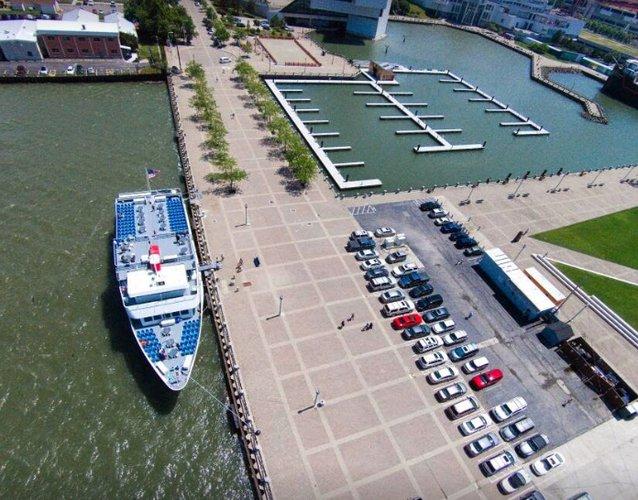 LeVac's 151.0 feet in Cleveland
