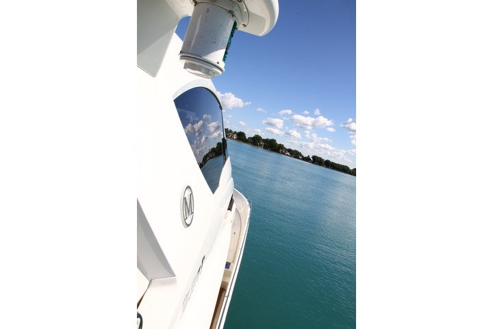 Motor yacht boat for rent in Rocky River