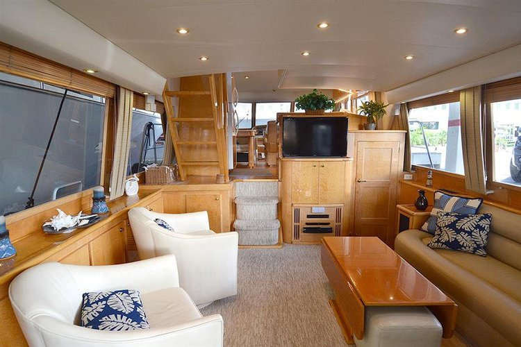 Boat for rent Navigator 60.0 feet in Marina Bay Marina, FL