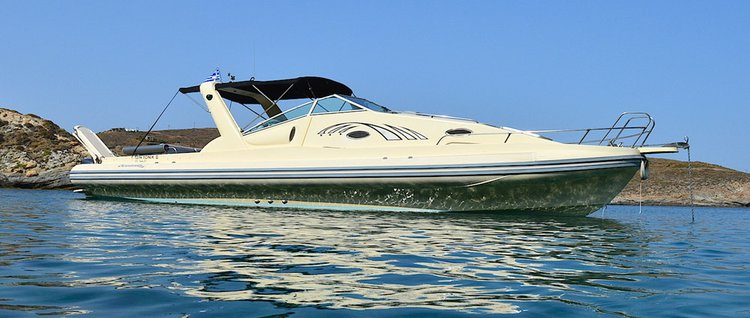 Charter a 37' Oceanic Alegria in Lavrio, Greece