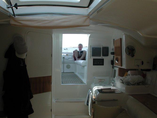 Motor yacht boat rental in Portimão, Portugal