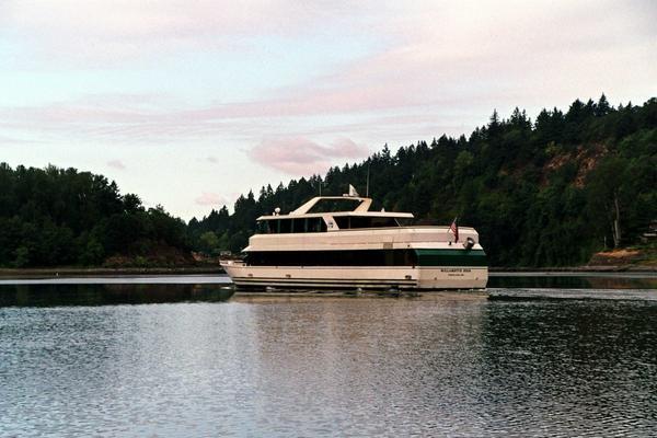 Motor yacht boat rental in Portland, OR