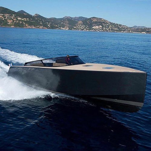 VanDutch 55' - Day Boat to arrive in style wherever you go