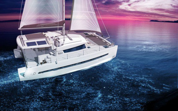 Set sail in France onboard 43' cruising catamaran