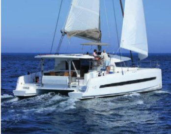 Catamaran boat for rent in Santa Cruz De Tenerife