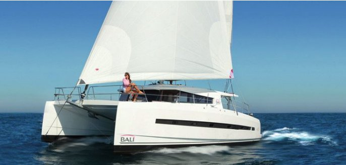 Discover Santa Cruz De Tenerife surroundings on this Custom Bali boat
