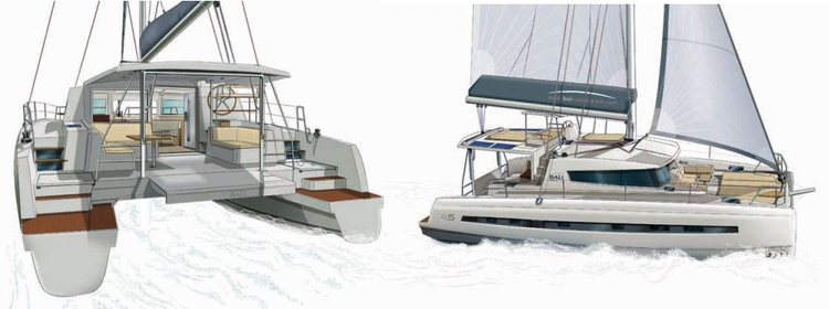 Boat for rent Bali 45.0 feet in Santa Cruz De Tenerife, Spain