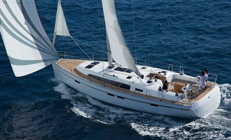 Cruise the refreshing Spain onboard Bavaria 46