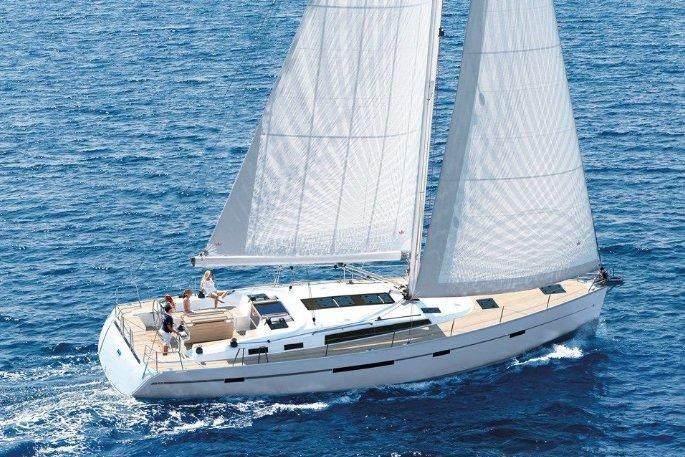 Explore Spain onboard 56' elegant cruising monohull