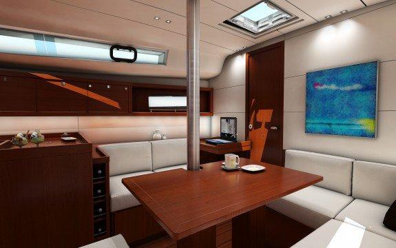 Beneteau boat for rent in Olbia