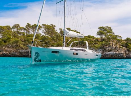 Have fun in Italy onboard 41' splendid cruising monohull