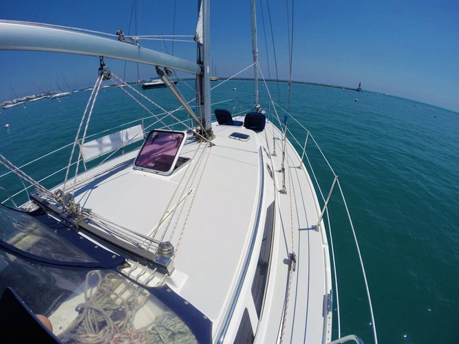 Sloop boat for rent in Chicago