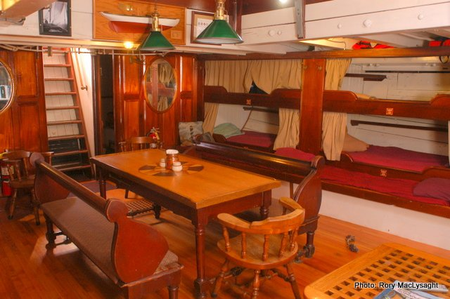 Schooner boat for rent in Bellingham