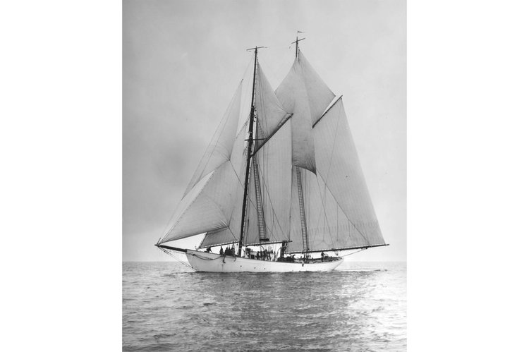 Schooner boat rental in Bellingham, WA