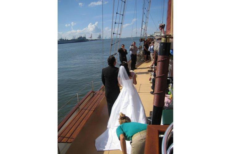 Schooner boat rental in Norfolk, VA